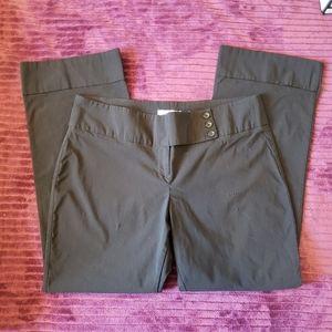 Rickis black wide leg suit pants size 16